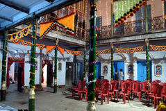 Oud Calcutta Stock Afbeeldingen