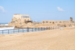 oud Centraal Aziatisch stad-fort royalty-vrije stock afbeeldingen
