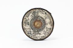 Oud Chinees Kompas stock fotografie