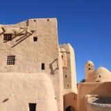 Oud Christelijk klooster, één van oudst in de wereld Royalty-vrije Stock Afbeeldingen