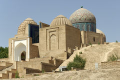 Oud complex mausoleum Stock Foto