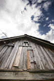 Oud dak Royalty-vrije Stock Afbeeldingen
