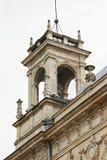 Oud de bouwdetail in Rousse Bulgarije stock afbeelding