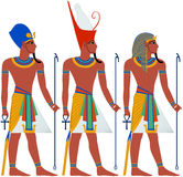Oud de Faraopak van Egypte voor Pascha Royalty-vrije Stock Foto's