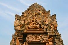 Oud de geschiedenispark van Roonk van Phanom Royalty-vrije Stock Foto