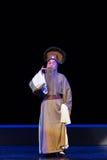 """Oud de huishoudster-Purpere Haarspeld--jiangxi opera""""four dromen van linchuan† Royalty-vrije Stock Fotografie"""