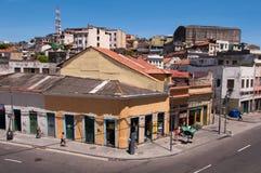 Oud Deel van Rio de Janeiro stock afbeelding