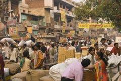 Oud Delhi Royalty-vrije Stock Foto