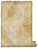 Oud document Stock Fotografie