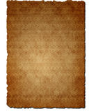 Oud document Stock Afbeeldingen