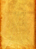 Oud document Royalty-vrije Stock Afbeeldingen