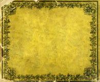Oud document. royalty-vrije stock foto's
