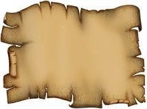 Oud Document. stock illustratie