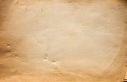 Oud document blad Royalty-vrije Stock Foto