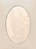 Oud document kader. Royalty-vrije Stock Foto