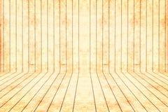 Oud document met verticale lijnen Stock Fotografie