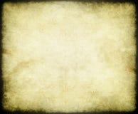 Oud document of perkament Stock Afbeeldingen