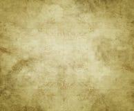 Oud document of perkament Stock Afbeelding