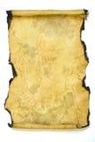 Oud document, textuur Royalty-vrije Stock Foto's