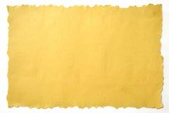 Oud document, textuur Stock Foto