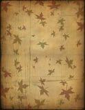 Oud document textuur en kompas Royalty-vrije Stock Foto