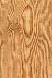 Oud Doorstaan Geknoopt Gevernist de Textuurdetail van Grunge van de Dennenbosplank stock afbeelding