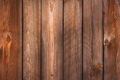 Oud doorstaan houten paneel Stock Afbeelding