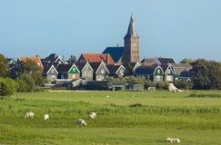 Oud dorp Stock Afbeeldingen