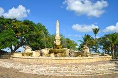 Oud dorp Altos DE Chavon Royalty-vrije Stock Fotografie