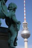 Oud en nieuw Berlijn Royalty-vrije Stock Fotografie