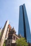 Oud en Nieuw Boston Stock Afbeeldingen