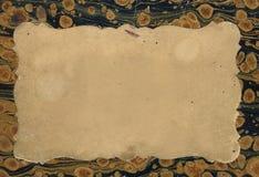 Oud etiket Royalty-vrije Stock Afbeelding