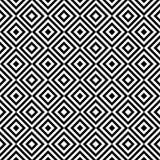 Oud fashined Geometrisch patroon Royalty-vrije Stock Foto