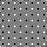 Oud fashined Geometrisch patroon Stock Foto's
