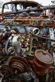 Oud Fiat Stock Foto's