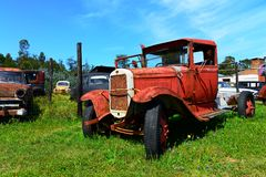 Oud Ford Royalty-vrije Stock Fotografie