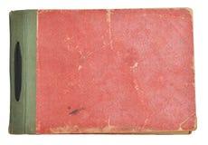 Oud fotoalbum met foto's Stock Fotografie