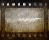 Oud fotoframe. Stock Afbeeldingen