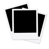 Oud fotoframe Royalty-vrije Stock Foto