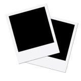 Oud fotoframe Stock Foto's