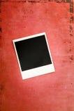 Oud fotoframe Stock Afbeelding