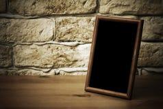Oud fotokader Royalty-vrije Stock Foto's
