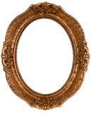 Oud frame Royalty-vrije Stock Foto