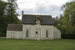Oud Frans huis Royalty-vrije Stock Foto
