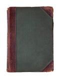 Oud geïsoleerd boek Stock Foto