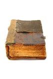 Oud geïsoleerdr boek royalty-vrije stock fotografie