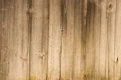 Oud gebarsten hout Royalty-vrije Stock Foto's