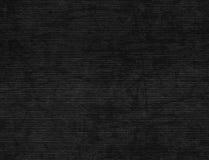 Oud gekrast zwart geweven bord, uitstekende patroonbackgro stock foto's