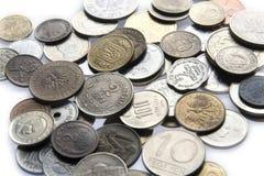 Oud geld 3 stock fotografie