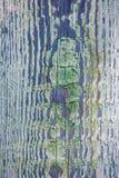 Oud geschilderd hout stock afbeeldingen